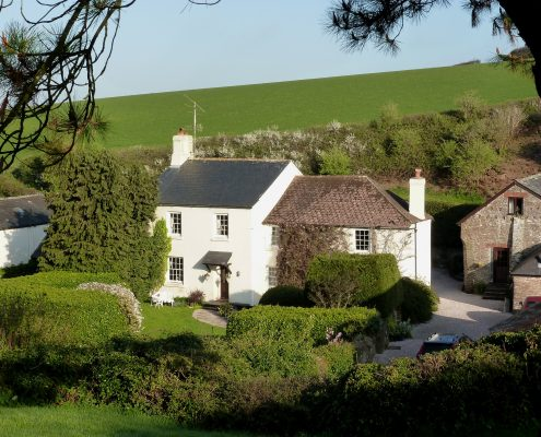 Dittitscombe Holiday Cottages, Slapton