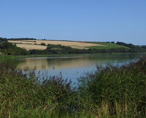 Torcross and Slapton Ley near Dittiscombe Holiday Cottages