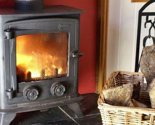 Dittiscombe woodburner